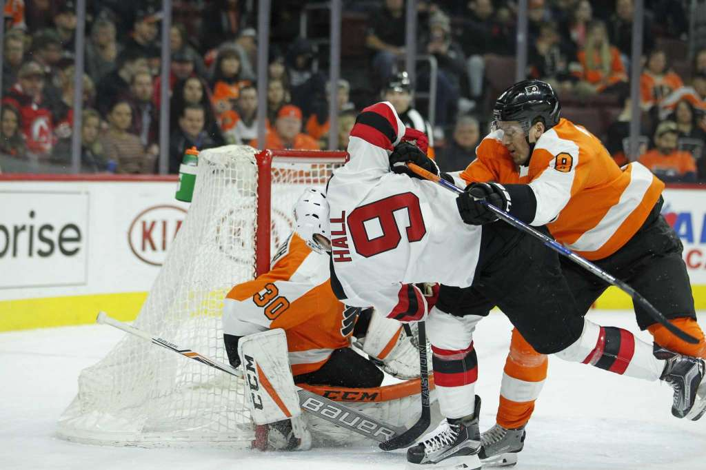 Devils beat Flyers 5-4 (SO) confirming that Philly is stilltrash